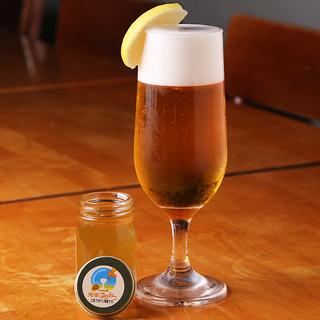 季節のクラフトビール