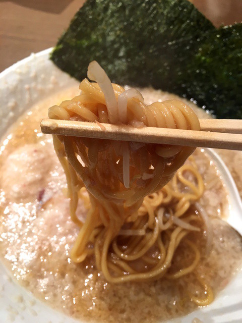 ブッチャー - ブッチャー麺 鬼脂の麺