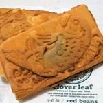 クローバーリーフ - 鯛焼き・小倉餡(168円)