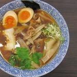 麺や 北町 - うそラーメン(780円)