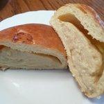 たいちろうのぱん - クリームパン
