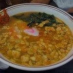 談合坂サービスエリア(下り線)麺コーナー - 談合坂ラーメン