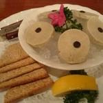 ヘルメスワインコーナー - 洋風カニミソ バター