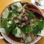 中華そば 麺屋7.5Hz - チャーシュー麺(中)ええツラ構えやわ!*\(^o^)/*
