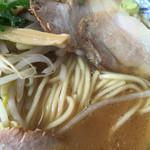 中華そば かわい - 味わいのあるスープと美味しい麺です。