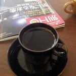 マメッコ - ドリンク写真:インドネシアマンデリン(400円)
