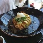 """麺乃匠 いづも庵 - 淡路まるごと """"タマネギつけ麺 華"""""""