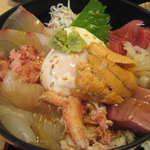 むつみ - めっちゃ美味しい海鮮丼