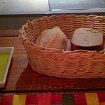 DAVIS - パンはもっちり食感で美味しいです