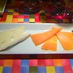 DAVIS - ワインの勢いで、久しぶりに頼んだ「チーズ」