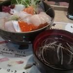 49260371 - ランチ海鮮丼