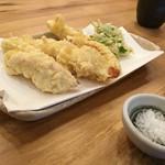 49263156 - 軍鶏の天ぷら