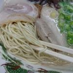 ひで常 - 極細麺