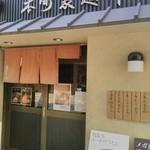 本町製麺所 本店 - 外観。並ぶこともあります。