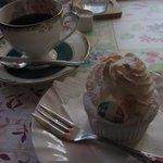 ラ・フォセット - 料理写真:ブルーチーズのケーキ