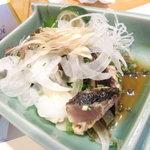 ほざき - たたき(清水鯖)