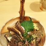 あら井 - カマス炙り丼