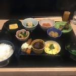 ことぶき亭 - 料理写真:本日のオススメランチ