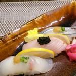 鮨Dining おぐら - 料理写真:
