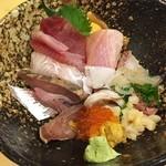あら井 - 海鮮丼