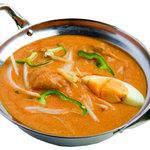 クリスナキッチン 本格インド・ネパール料理店 - チキンマサラカレー
