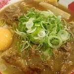 東大 - 2016年2月 東大セット 1200円(徳島ラーメン肉増し)