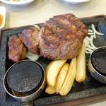 ステーキガスト - 1ポンド熟成赤身ステーキ
