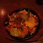 昭和食堂 - 油っこい豚キムチ