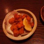 昭和食堂 - 油っこい軟骨からあげ
