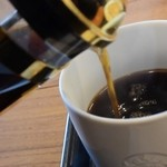 スターバックス コーヒー - ブエノスアイレス ニカラグア マラカトゥーラのプレス