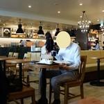 スターバックス コーヒー - 店内の雰囲気