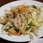 わか宮食堂 - 野菜炒め