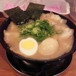 49295099 - チャーシュー麺 味玉(16-04)