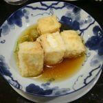 49295247 - 揚げ出し豆腐