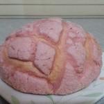 東京メロンパン - いちごメロンパン