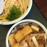 49296671 - 利八(リハチ)(茨城県水戸市見和)肉汁うどん