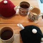 小さな紅茶屋さん crann - 紅茶たち