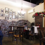 Trattoria Cipresso - テーブル席