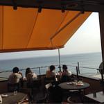アマルフィイ カフェ - カフェからの景色