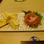 さけの実 - 別海町のチーズと生ハム