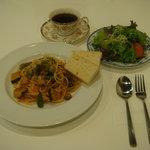 イタリア食堂 クアトロ - ランチ