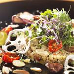 sumile TOKYO - 有機雑穀のイタリアンサラダ