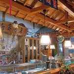 食事処 玄海 - 玄海のカウンター