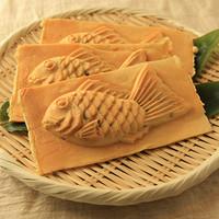 たいやき 神田達磨 - サクサクともっちりのおいしい羽根つきたい焼き