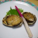 吉位寿司 - 流れ子の醤油焼き