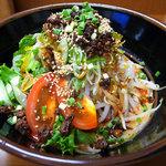 中国四川料理 天府仙臺 - 冷やし坦々麺