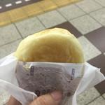 49310048 - とろけるくりーむパン カスタード¥210(開封後)