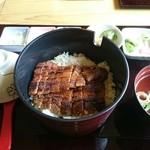 北ノ屋 - 料理写真:ひつまぶし¥2800