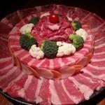 横浜 月 - 話題の「肉ケーキ」ご相談承ります☪