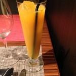 モノリス - オレンジジュース